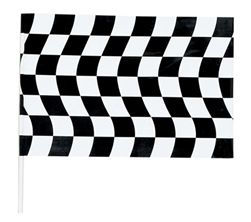 Black/White Flag