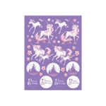 Fantasy Unicorn Stickers