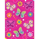 Butterfly Sparkle Foil Stickers