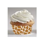 Giraffe Mini Muffin Cups