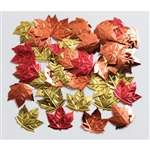 Maple Leaf Confetti 1/2 Ounce