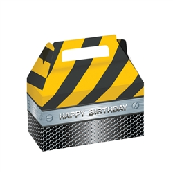 Construction Zone Treat Boxes