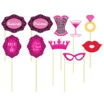 Bridal Bash Bachelorette Photo Props