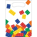 Building Block Party Loot Bags