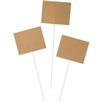 KRAFT PAPER CENTERPIECE STICKS