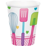 Little Chef 9oz Cups