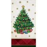 TREE TRADITIONS GUEST TOWELS