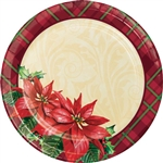 HOLIDAY SYMBOLS 7IN PLATES