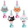 Purr-Fect Party Blowouts