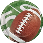 Football Party 7 Inch Plates