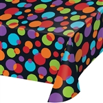 Balloon Birthday Table Cover
