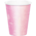 Iridescent 9 Ounce Cups