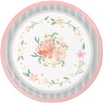Farmhouse Wedding 10 Inch plates