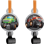 Monster Trucks Blowout Favors