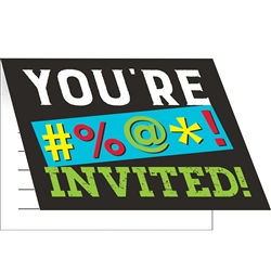 Age Humor Invitations