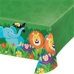 Jungle Safari Table Cover