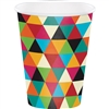 Birthday Kraft 12 oz Cups