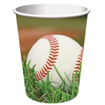 Baseball Sports Fanatic 9oz Hot/Cold Cups