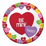 Sweet Sayings 7 inch Dessert Plates