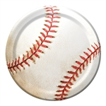 Baseball Sports Fanatic 7 inch Dessert Plates