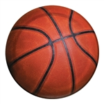 Basketball Sports Fanatic 7 inch Dessert Plates