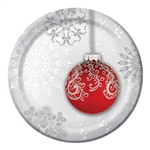 Jingle Bells 7 inch Dessert Plates