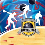 BOWLING LUNCHEON NAPKINS