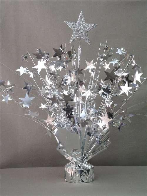 star silver silver spray centerpiece bartz 39 s party stores