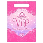 Very important Princess Dream Party Favor Treat Bags