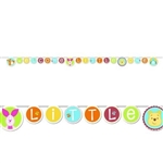 Pooh Little Hunny Banner