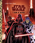 Star Wars I Am A Sith Little Golden Book