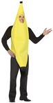 BANANA LIGHTWEIGHT ADULT COSTUME