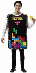 Tetris Game Screen Interactive Costume