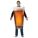 Beer Pint Glass Get Real Adult Costume