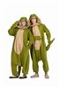 Alligator Funsies Adult Costume