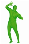 Green Bodysuit (44-48) Extra Large Adult Costume