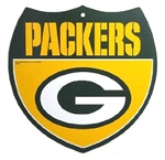 Green Bay Packers interstate Sign