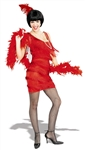 Roarin' Red Adult Costume - Large