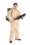 GHOSTBUSTERS ADULT COSUTME - PLUS SIZE