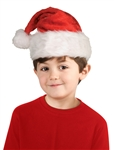 Child Santa Hat - Plush