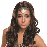 Wonder Woman Deluxe Wig - Secret Wishes