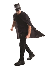 Batman Adult Cape with Mask Set