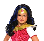 Wonder Woman Kid's Wig