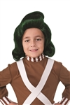 Oompa Loompa Child Wig From Willy Wonka