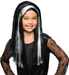 VALUE PRICED CHILD'S STREAKED WITCH WIG