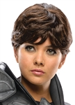 Man of Steel Faora Adult Wig