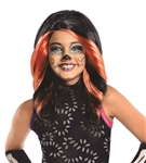 Skelita Monster High Child Size Wig