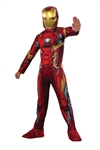 Iron Man Value Kid's Costume - Large