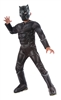 Black Panther Deluxe Kid's Costume - Large