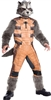 Rocket Raccoon Deluxe - Guardians of the Galaxy Adult Costume Standard Size